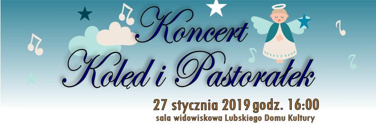 Ilustracja do informacji: Koncert Kolęd i Pastorałek