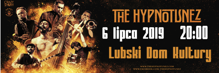 Ilustracja do informacji: Koncert Hypnotunez