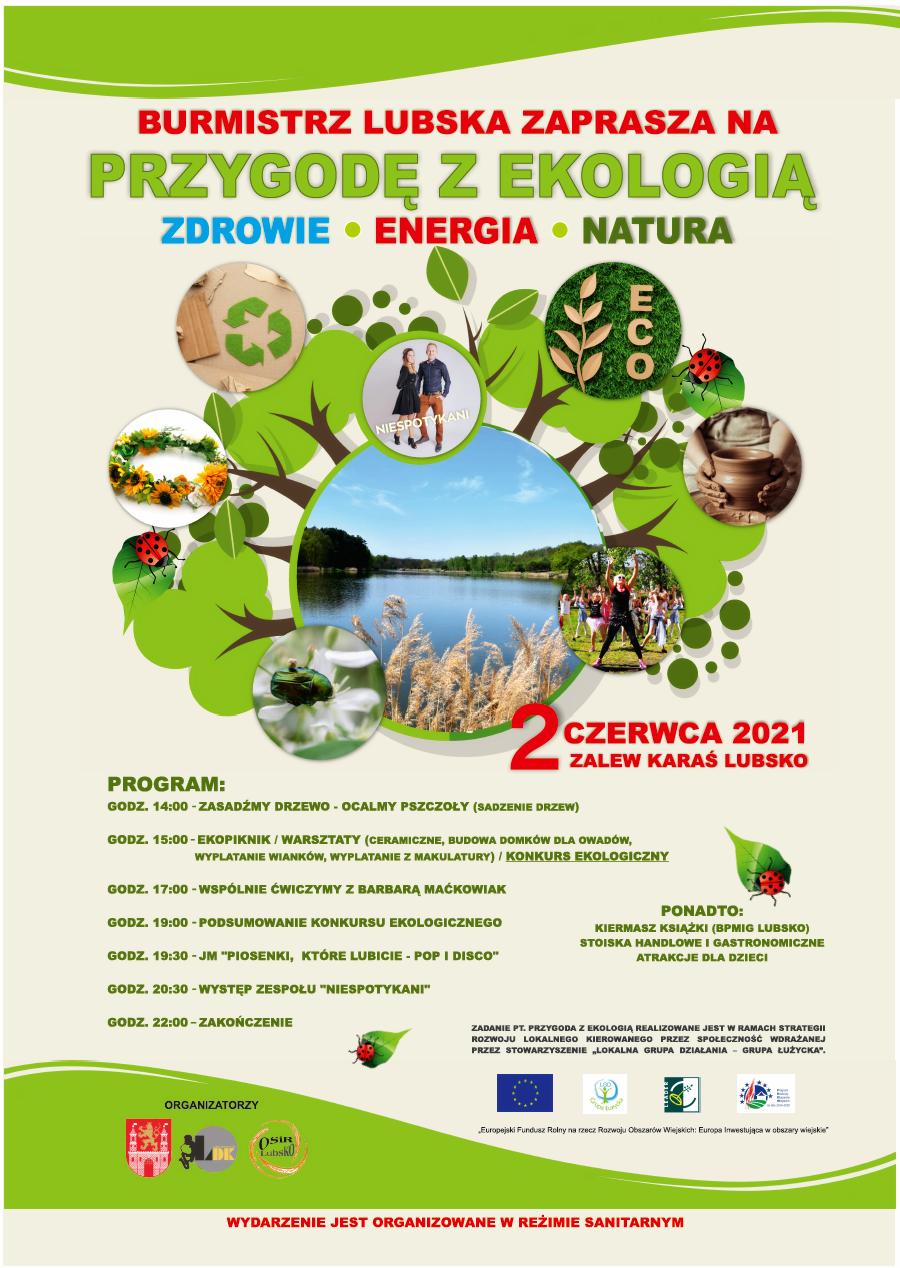 Ilustracja do informacji: Przygoda z Ekologią