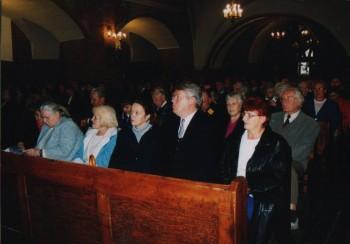 Miniatura zdjęcia: Festiwal Muzyki Kameralnej i Organowej Lubsko 2000_of7.jpg