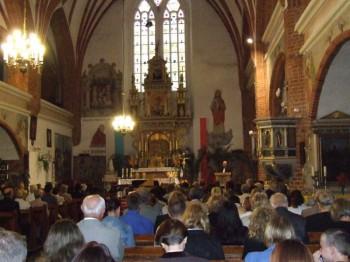 Miniatura zdjęcia: Festiwal Muzyki Kameralnej i Organowej Lubsko 2008_DSCF1274.JPG