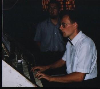 Miniatura zdjęcia: Festiwal Muzyki Kameralnej i Organowej Lubsko 2005_1org05.jpg